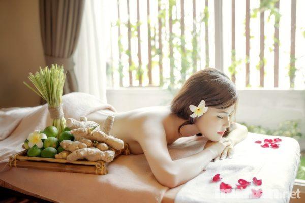 chăm sóc da ở spa giá bao nhiêu?