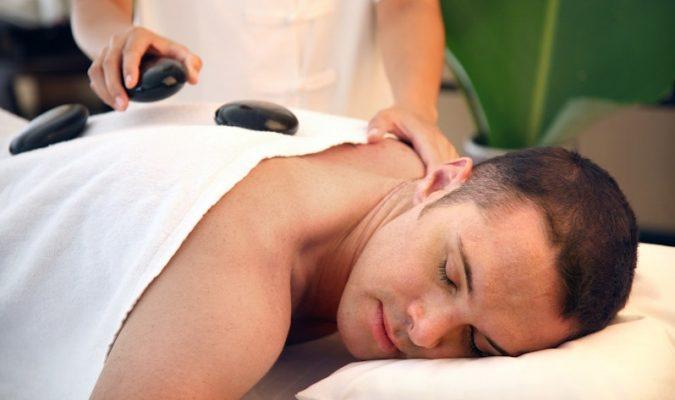 Hướng dẫn massage body nam
