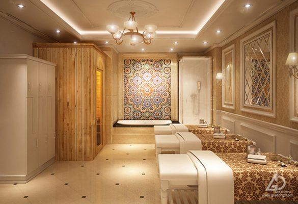 Khám phá các spa nổi tiếng tại Hà Nội