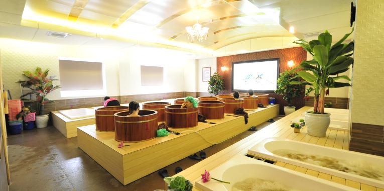 Địa chỉ massage thư giãn ở hà nội