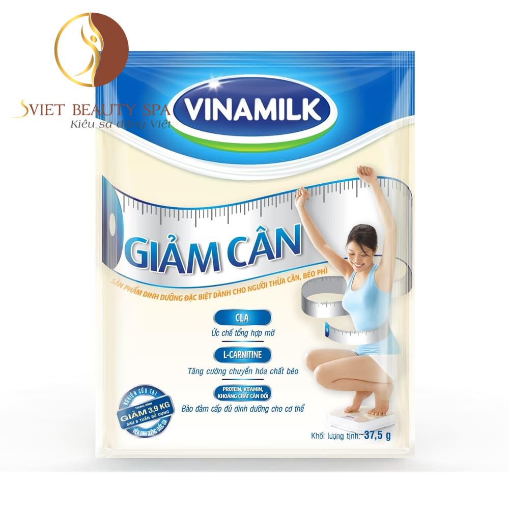 Thực đơn giảm cân với sữa tươi không đường vinamilk tuyệt diệu mà khó tin