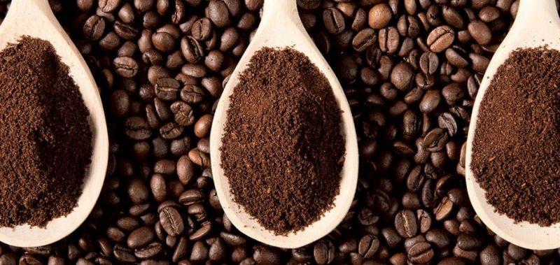Cách làm kem tẩy da chết với caffee