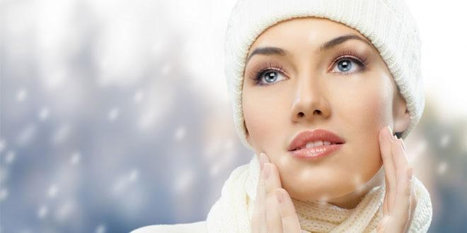 Cách trị da mặt khô vào mùa đông