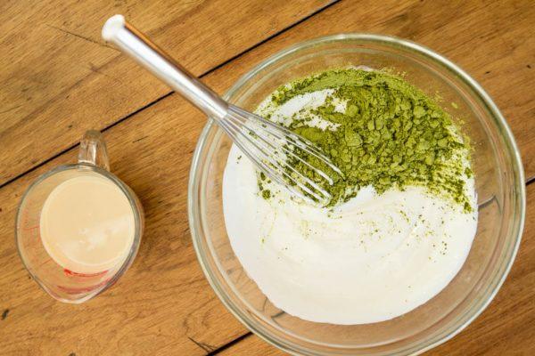 bột trà xanh làm cách chăm sóc body da toàn thân tại nhà