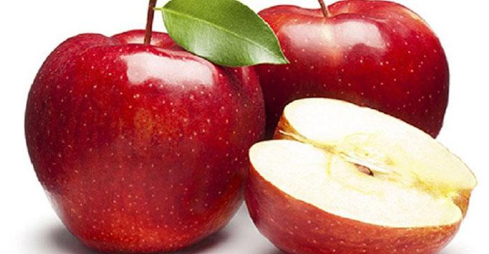 Trái Táo có tác dụng rất hiệu quả trong liệu trình giảm béo